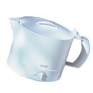 Rival 32 oz Electric Hot Pot Express Water Tea Kettle
