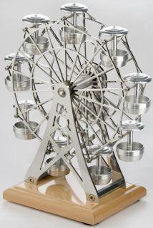 Bohm Boehm Stirling Engine HBR3 Ferris Wheel Steam Live