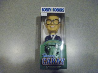 BOSLEY BOBBERS CHICAGO CUBS ANNOUNCER HARRY CARAY BOBBLEHEAD NIB