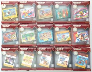 GBA Nintendo Game Boy AdvanceFamicom Mini SetMario Zelda Link Donkey