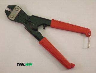 Bolt Cutter Steel Wire Locks Chain Link Fence Pocket Mini Light Duty