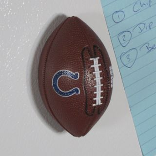 Indianapolis Colts Mini Football Bottle Opener Hand Held Fridge Magnet