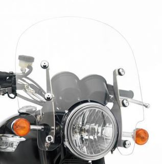 Triumph Bonneville SE Quick Release Summer Windshield A9708221