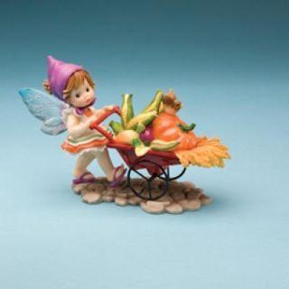 ... Bountiful Harvest Fairie G G Santiago Enesco My Little Kitchen Fairies  ...