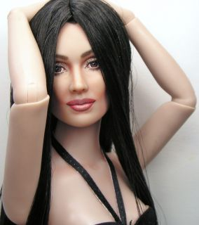 Cher OOAK Carol Barrie Tonner Doll Art Repaint by Artist Pamela Reasor