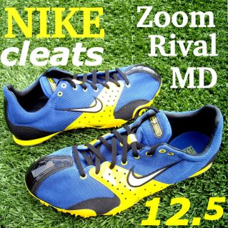 oz NEW Bowerman NIKE ZOOM Rival MD Track Field shoes sprint trainers