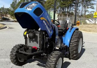 New Holland 1620 Tractor on PopScreen