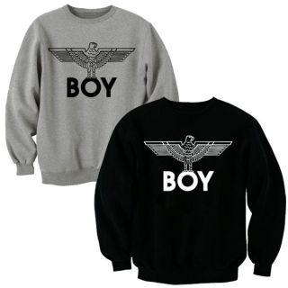Boy London Sweatshirt Eagle Sweater Jumper T Shirt Top Hoodie Hoody