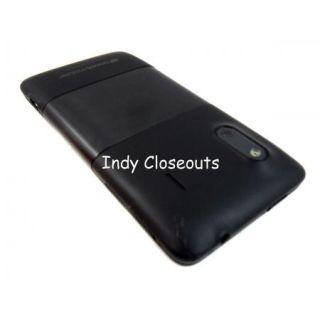 HTC EVO Design 4G Black (Boost Mobile) Android Google Smartphone