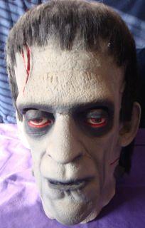 Frankenstein Mask Universal Monsters Boris Karloff Dracula