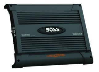 Boss Audio CW650 1000 Watt 4 Channel Power Amplifier Car Stereo Amp