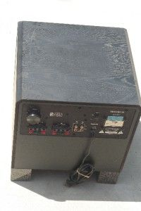 Velodyne VA 810 B Powered Active Subwoofer Works Great NR Los Angeles