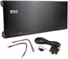 Boss PH4 700 2800 Watt 4 Channel Car Power Amplifier Amp w Remote