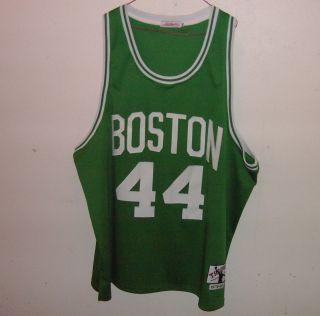 Boston Celtics NBA Throwback Jersey Pistol Pete Maravich Blacktop