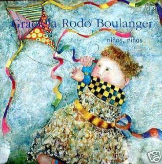 Graciela Rodo Boulanger Book Ninos Ninos Brand New