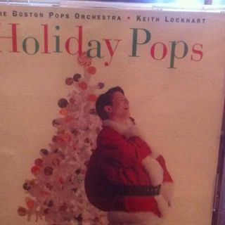 Holiday Pops   Keith Lockhart/Boston Pops Orchestra CD