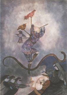Rodo Boulanger Magic Flute Original Lithograph Art