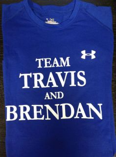 Mens Under Armour Team Travis Brendan T Shirt Travis Manion Foundation