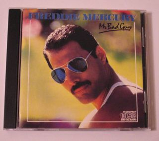 Freddie Mercury Mr Bad Guy CD France French 1985 EMI 14 Tracks