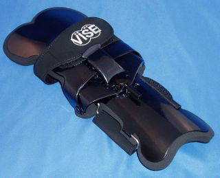 Vise V1 RH Bowling Ball Wrist Support x Large Charcoal