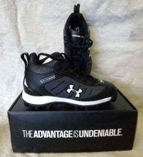 Under Armour UA Hammer Low Youth Football Cleats