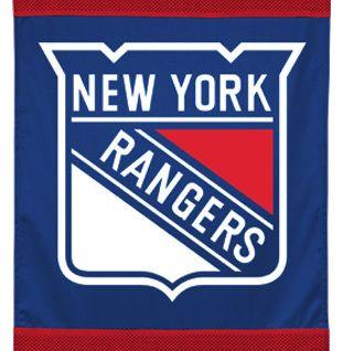 New York Rangers Sports Boys Hockey Wall Hanging Decor