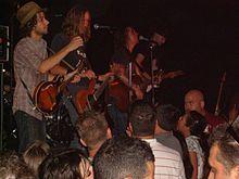 Christopher Thorn, Brad Smith, Travis Warren, Rogers Stevens