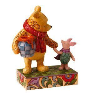 Jim Shore Disney Traditions Pooh Figurine