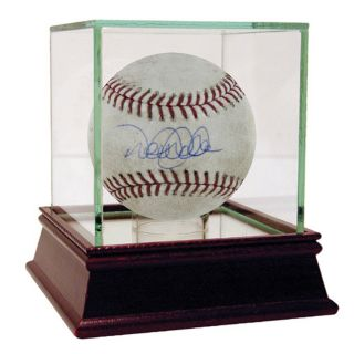 Steiner Yankees Derek Jeter Autographed Game Used MLB Baseball MSRP $