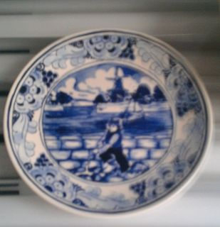 The Hans Brinker Delft Plate Collection
