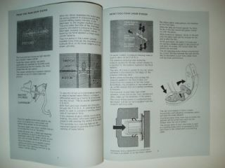 Triumph TR6 TR7 TR8 Spitfire Brake System Manual 807