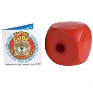 Buster Food Treat Cube Big Large 4 5 Puzzle Slow Feed Eat Dispenser