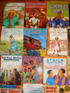 African American Black History MLK PB HC Picture Books Teacher