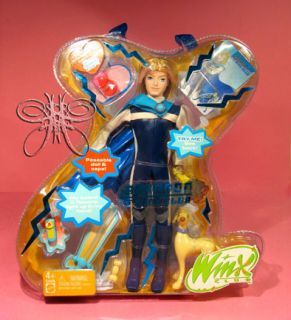 The doll includes two replaceable button cell batteries but the doll