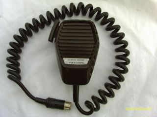 VINTAGE REALISTIC POWER MICROPHONE RADIO HAM CB SHORTWAVE TRANSCEIVER
