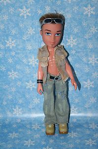 Bratz Boyz Rock It Cameron Boy Doll