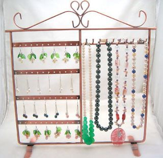 vintage jewelry holder for earrings necklace d003 from china time