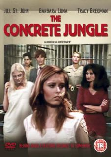 The Concrete Jungle New PAL Cult DVD Tracey E Bregman