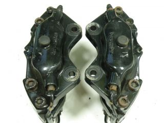 944 S2 Turbo 968 Bremssättel Brembo Ha Front Brake Calipers