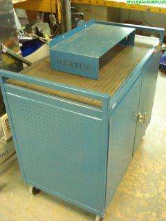 Bretford LAP24EFR TZ Laptop Charge Utility Cart w/ 24 Electrical