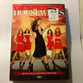 Desperate Housewives The Complete Seventh Season DVD 2011 5 Disc Set