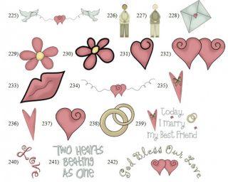 Wedding Bridal Shower Invitations Recipe Cards All in 1
