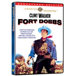 Fort Dobbs DVD Clint Walker Virginia Mayo Brian Keith