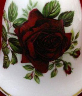 Danbury Mint American Rose Bell Josephine Bruce