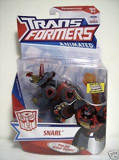 snarl transformers animated series figure 2008  34