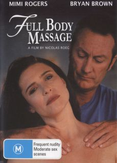 Full Body Massage 1995 Mimi Rogers Bryan Brown Nicolas Roeg Dir