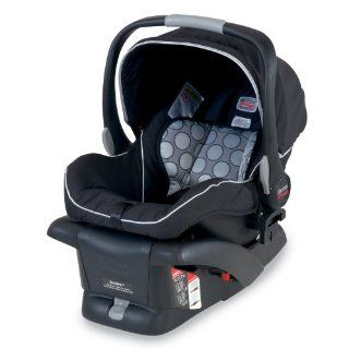 New 2012 Britax B Safe Infant Baby Car Seat Black