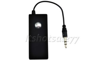 SK BTI 002 A2DP Stereo Bluetooth Audio Adapter Black US Plug