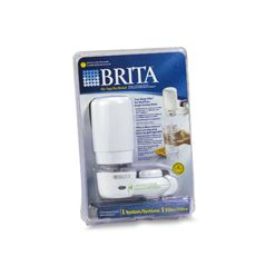 Brita On Tap Faucet Filtration System 2 Stage Filter Great Tasting