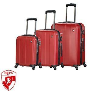 Heys USA Crown V 3 Piece Luggage Set